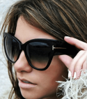 Fashion Sexy Ladies Cat Eye Sunglasses Women