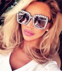Shining Diamond Sunglasses Women