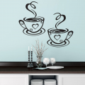 Coffee Lover Kitchen Wall Sticker